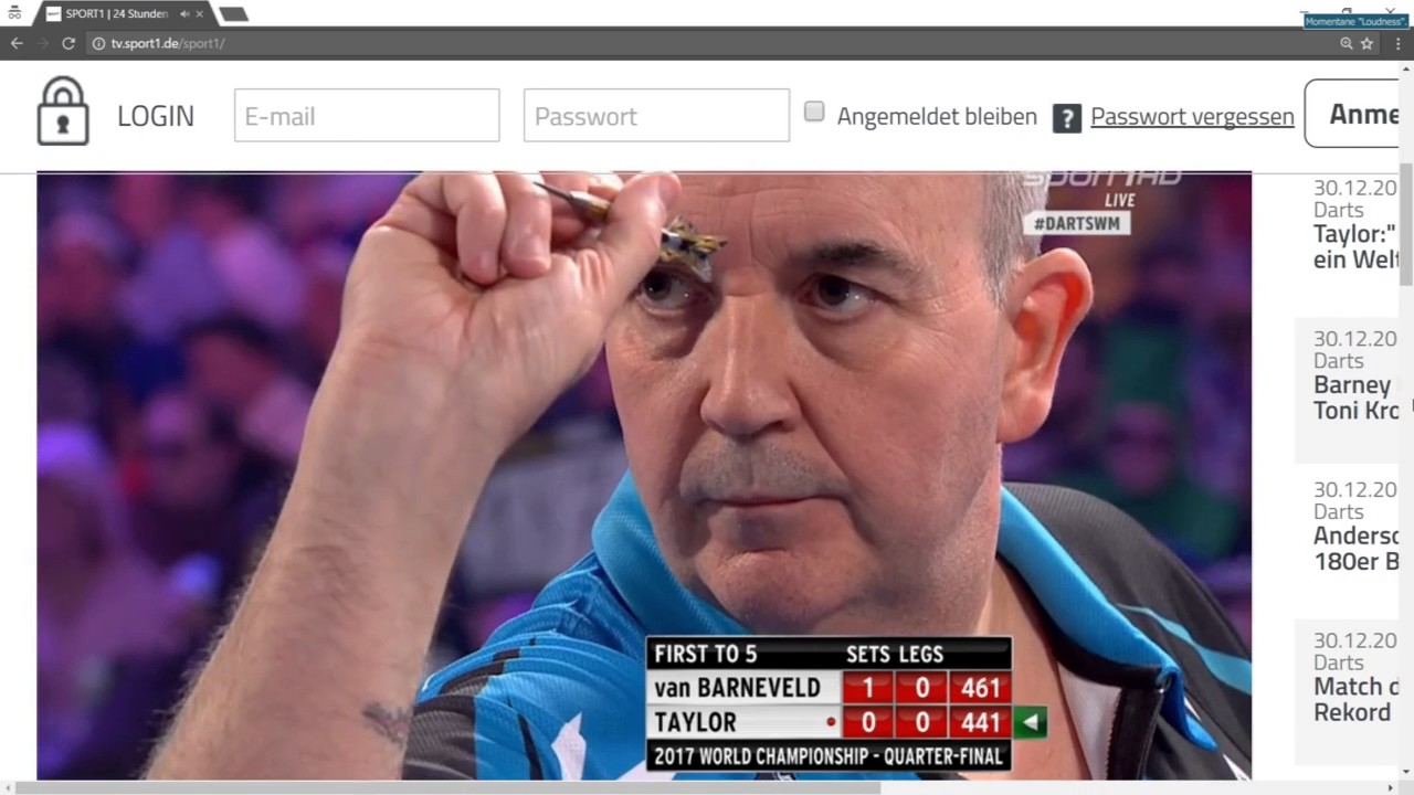 Download Dart WM 2017: Barneveld vs Taylor (Maybe the last WC for Phil Taylor)