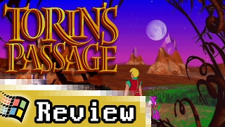 TRG Retro Reviews - Torin's Passage - MS-DOS & Windows 95