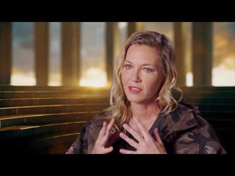 "Wonder Woman [HD] 2017| ""Hippolyta"" Interview - Connie Nielsen"