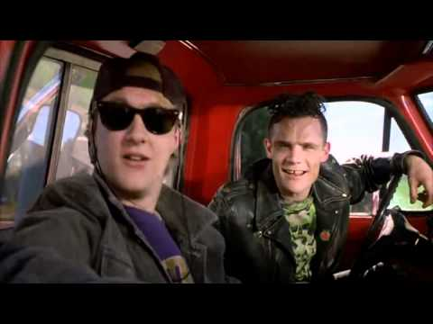 Flea was in Back To The Future 3!
