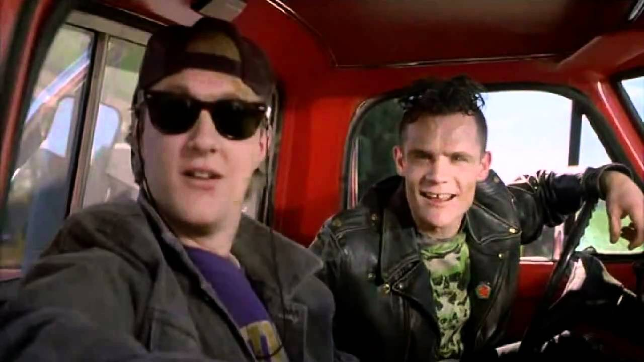Flea in Back to the Future 3