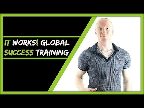 It Works Global Training – Discover How To Become An It Works Global Distributor Top Earner
