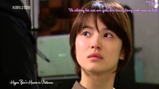 [Vietsub] Worlds Within OST - Oh Tears, Oh Sadness (Soya)