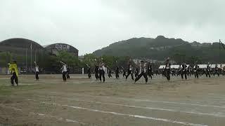 佐世保高専体育祭 応援合戦 「機械工学科」 2018.5.13