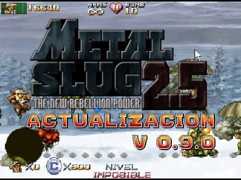 Metal Slug 2 5 - Beta Download | GO GO Free Games