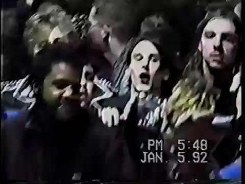 Screeching Weasel live in  Philadelphia Jan 5, 1992