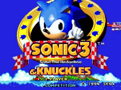 Sonic 3 And Knuckles OST - Flying Battery Act 1