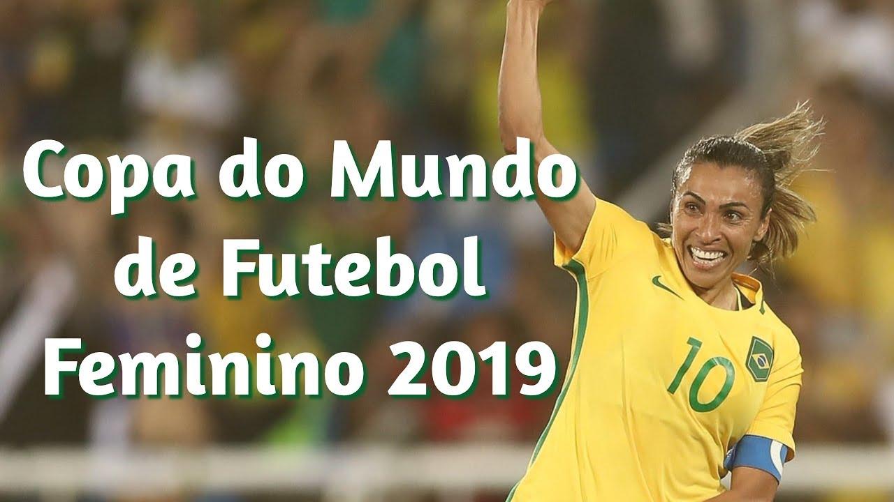 Copa Do Mundo De Futebol Feminino