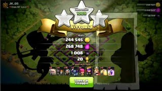 Gowipe attack - COME ATTACCARE CON LA STRATEGIA GOWIPE - Clash of Clans