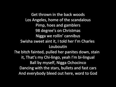 Red Nation - The Game Ft. Lil Wayne Lyrics