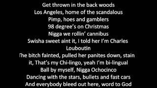 Red Nation - The Game Ft. Lil Wayne Lyrics