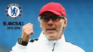 Laurent Blanc - Blancball - Paris Saint Germain 2013-2016