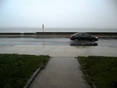 Irene Revere MA Some coastel flooding 8/27