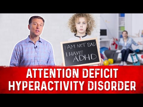 ADHD Is A Nutritional, Not A Mental Problem