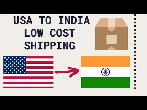 USA to INDIA Cheap shipping | Order stuff from USA even if it can't be delivered in India!!!