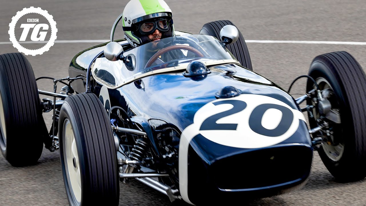 Chris Harris drives Sir Stirling Moss' Monaco-winning Lotus 18 | Top Gear: Series 29