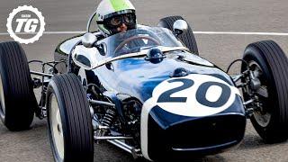 Chris Harris drives Sir Stirling Moss' Monaco-winning Lotus 18 | Top Gear: Series 29