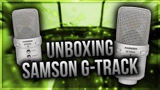 UNBOXING - SAMSON G-TRACK!