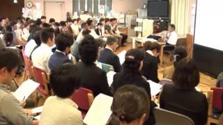 章佑会セミナー 古川貞二郎先生講演