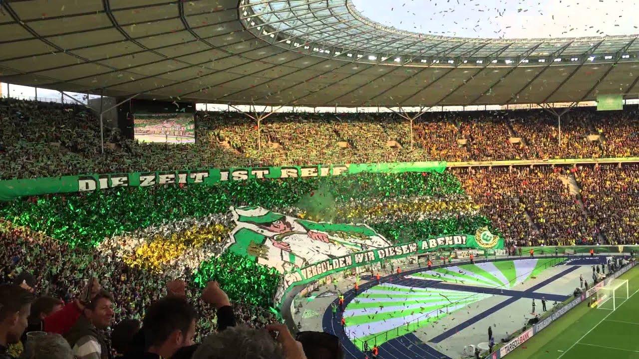 Dortmund Gegen Wolfsburg Dfb Pokal
