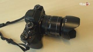 Test vidéo du Fujifilm X-T1, l'hybride aux airs de reflex