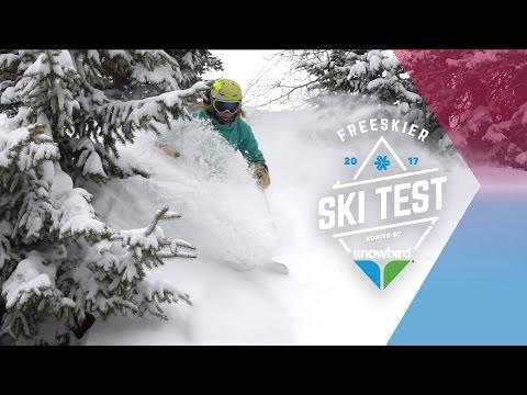 2017 Freeskier Magazine Ski Test, Day 1