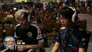 DBFZ: GO1 Vs Leffen GREATEST SET EVER!!! CEO 2018