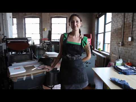 Steel Petal Press - Letterpress Printing