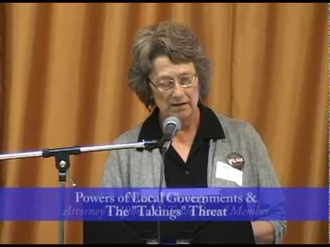 """Ban Fracking in NY - Part 4: Powers of Local Government & the """"Takings"""" Threat"""