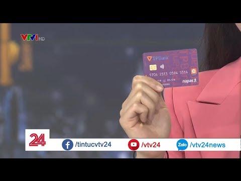 Thẻ Chip Chính Thức đi Vào Sử Dụng | VTV24