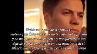 Felipe Santos - Vete (letra)