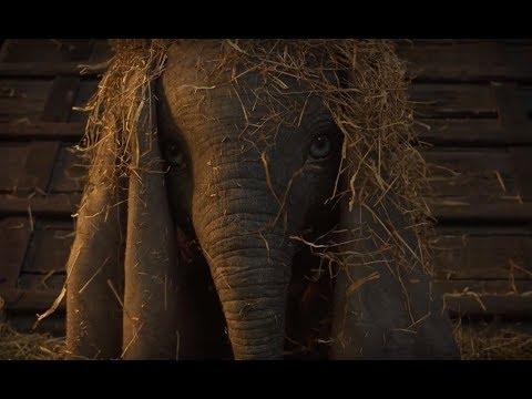 Dumbo   Official Teaser Trailer   In Cinemas Soon