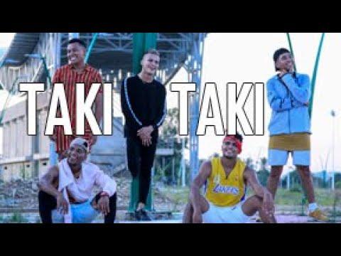 DJ Snake - Taki Taki ft. Selena Gomez, Cardi B, Ozuna - Dance Choreography Dancer Bboy Davii