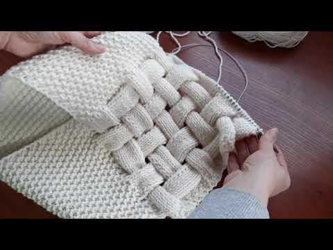 снуд шарф спицами часть 4 лучшие приколы самое прикольное