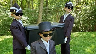 Coffin Dance Music Video - Outdoor Boys (RIP Gold Fish)