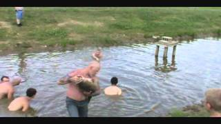 Catfish Noodling at its best! A Must see!