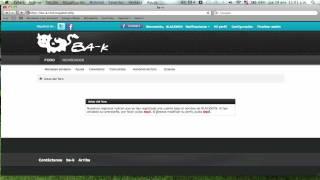 como descargar MUSICA gratis de BA-K.com