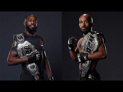 UFC Rankings Report: Jones vs Johnson P-4-P Debate Continues