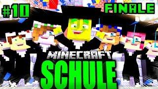 SCHULABSCHLUSS und ZEUGNIS?! - Minecraft SCHULE #10 (Finale) [Deutsch/HD]