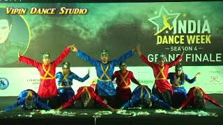 Saman Dance | India dance Week Season 4 | Vipin Dance Studio