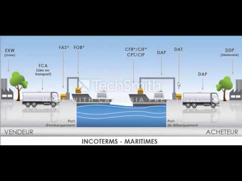 Incoterms 2010 Multimodal Maritime Routier A 233 Riens