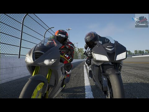 RIDE  | Career Pt : s On The Track - Triumph Daytona  (Xbox One X)