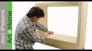 How To Build A Small Cabinet By Jon Peters