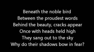 Rush-Beneath, Between & Behind (Lyrics)