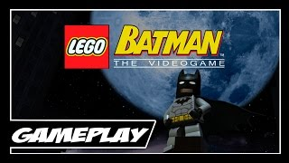 LEGO Batman: The Video Game - Gameplay - PC [PT-BR]