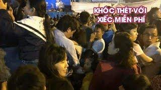 Người dân Quảng Trị khóc thét với chương trình xiếc miễn phí cho trẻ em
