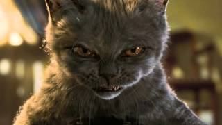 Кошки против собак (Cats & Dogs, 2001) Метание ножей от Русского котика!