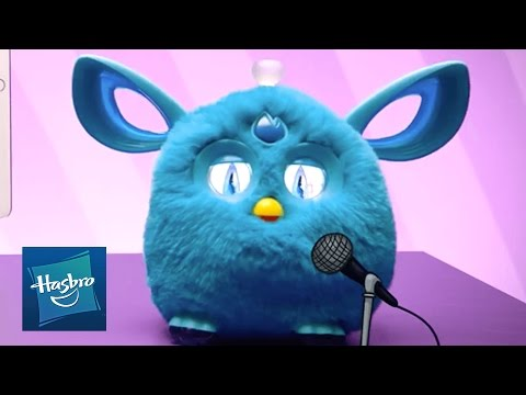 Furby South Africa - 'Stay Updated w/ Furby Connect' T.V. Spot