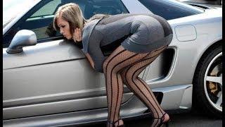 Женщина за рулем  Головняк гарантирован