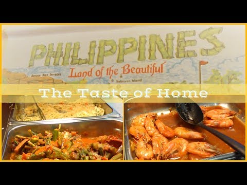Best Filipino Food in the DFW Area x VLOG